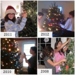 Each year our family always agrees: This year's tree is our best ever!